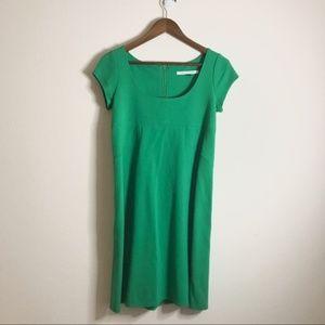 DVF Green 'Davita' Dress, Size 4